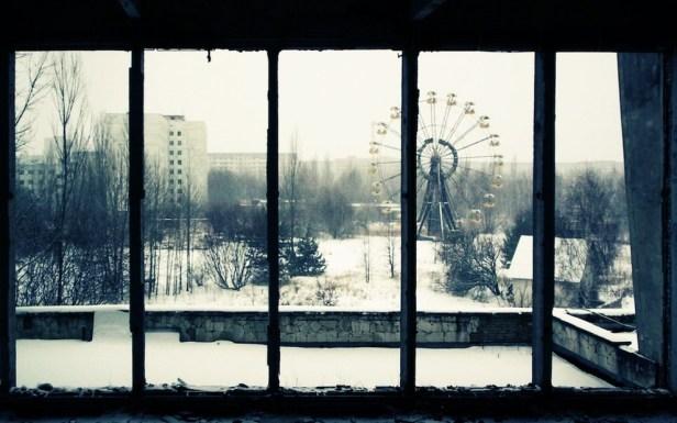 Abandoned Amusement Park, Pripyat