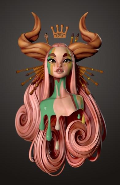 Danny Mac - Concept by Jessica Madorran