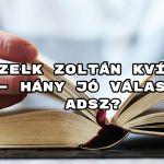 Zelk Zoltán kvíz – hány jó választ adsz?