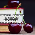 Mennyire ismered a magyar verseket? Teszteld le most!