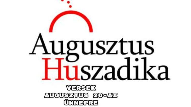 Íme a versek augusztus 20-ai ünnepre!