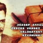 József Attila összes versei - jó válogatást kívánunk!