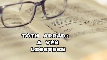 Jöjjön Tóth Árpád A vén ligetben verse.