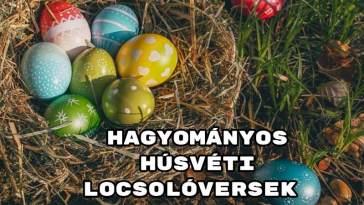 Hagyományos húsvéti locsolóversek