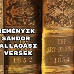 Reményik Sándor ballagási versek