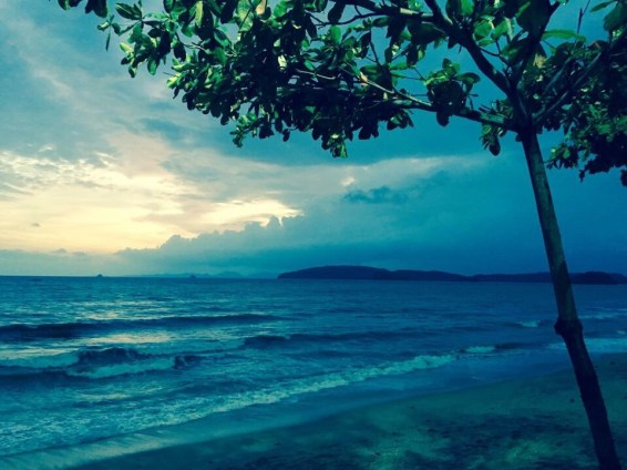 The Beautiful Ao Nang Beach