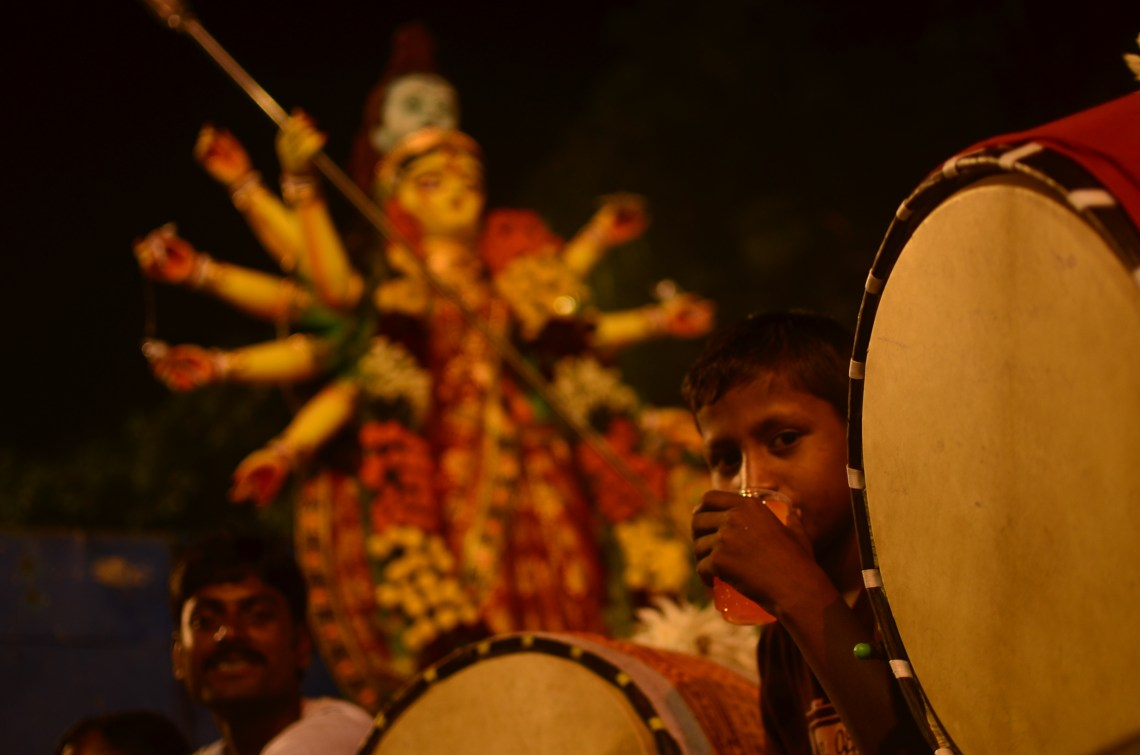 Durga Puja Immersion 12