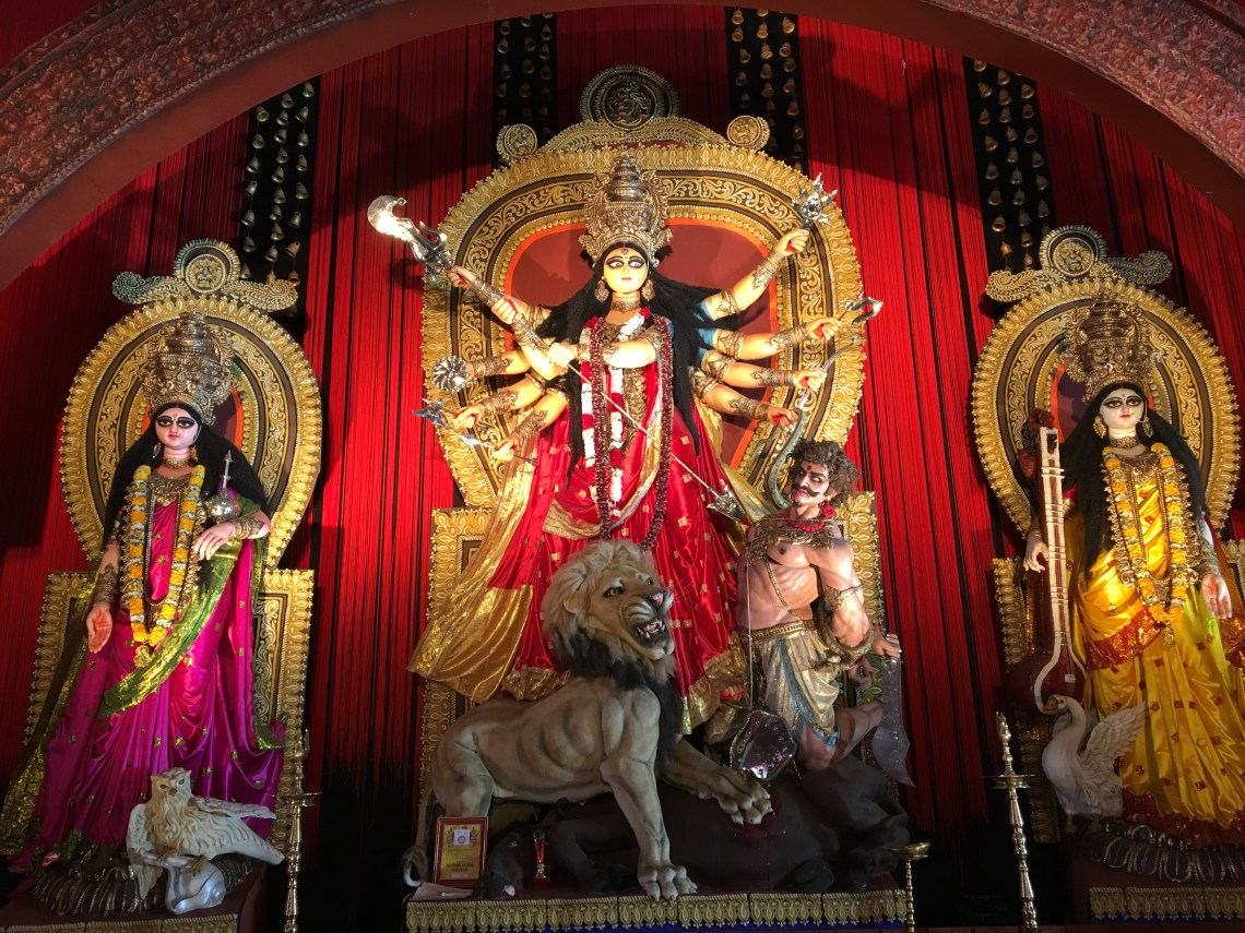 Durga Puja Idol