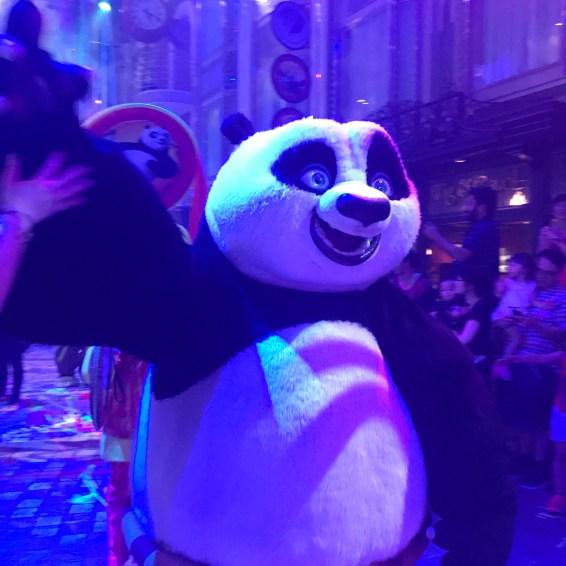 My Favourite Kung-Fu Panda.