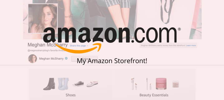 I'm an Amazon Influencer!