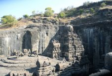India - Ellora caves