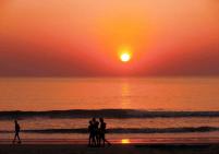 Gokarna sunset