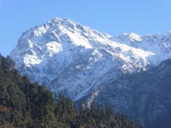 Ama Yanri, sacred mountain, Yolmo/ Helamu