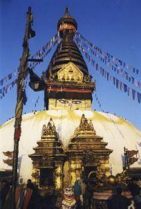 Swayambunath Temple, Kathmandu