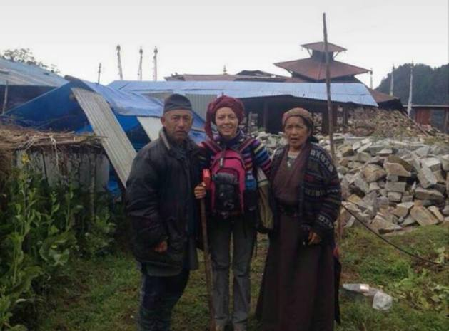 melamchi guesthouse owners