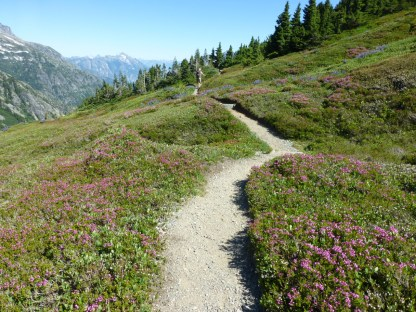 A variety of trails makes hiking forever interesting