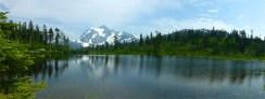 We couldn't get enough of Mt. Shuksan