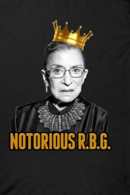 Wanna be like the Notorious RBG, remember who you are and empower yourself!