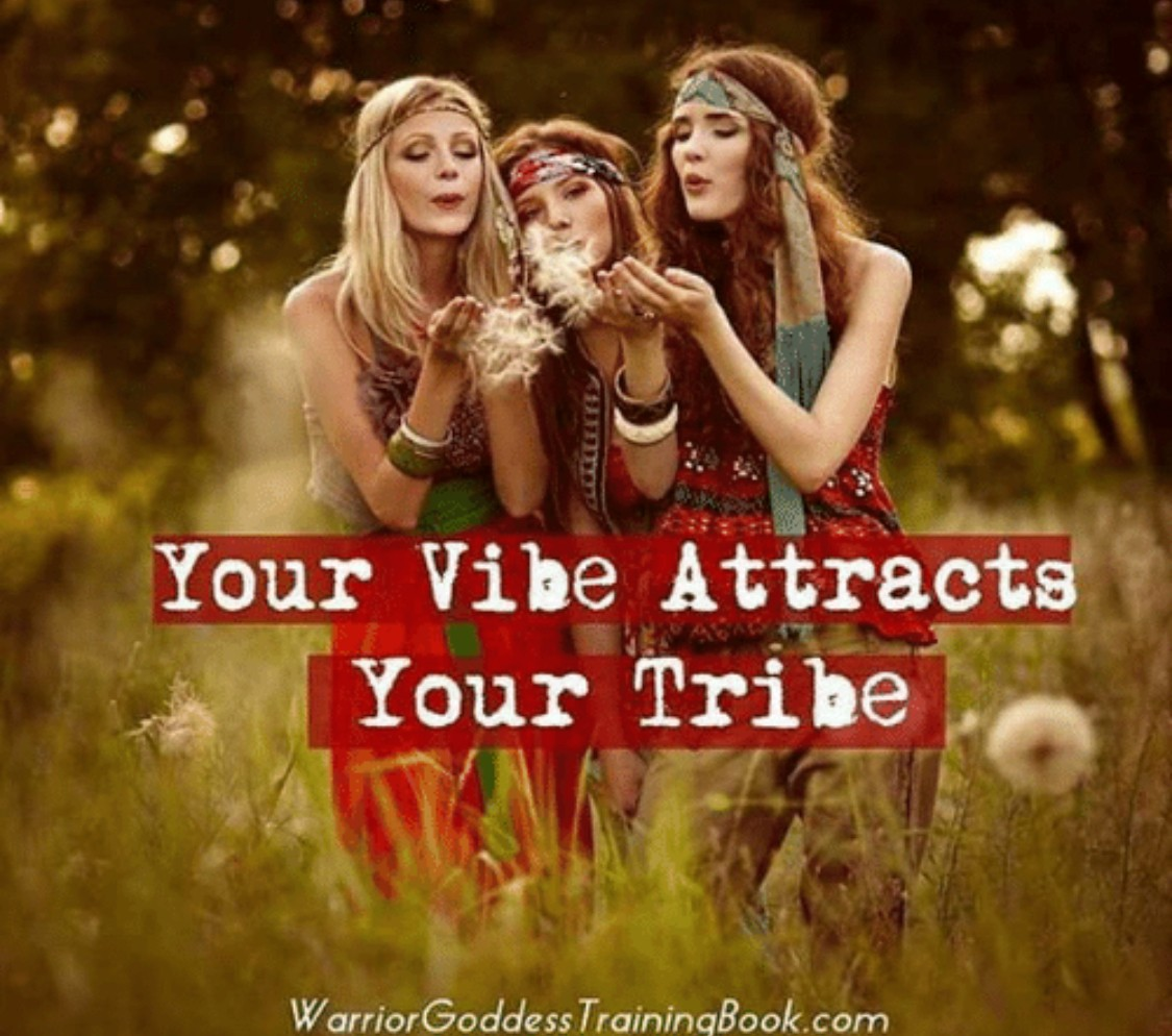 Believe Beyond the Blocks and You Will Find Your Tribe