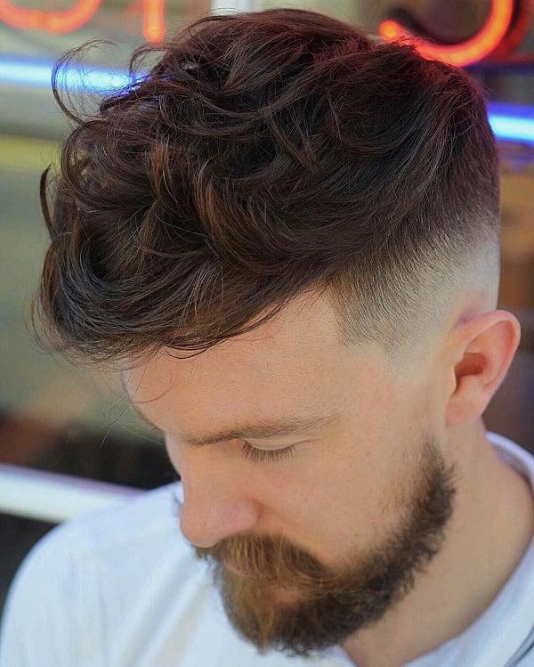 Dalgalı Kısa Saç Modelleri (Erkek ve Kadın)