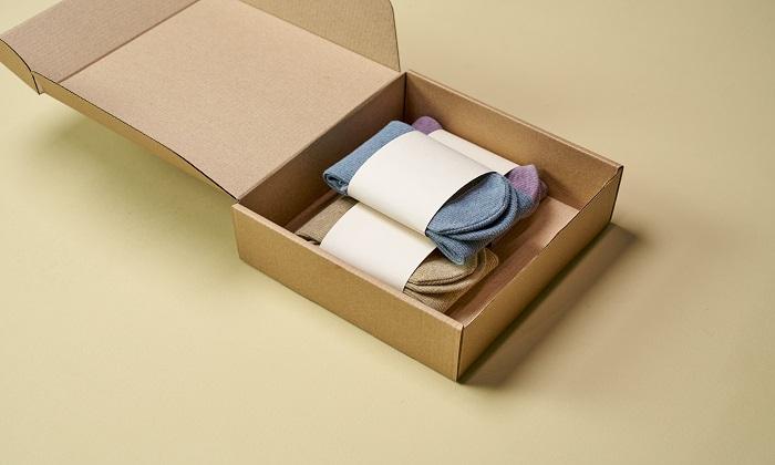 Konya'da evde sabun paketleme