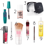 July & August Beauty Favorites