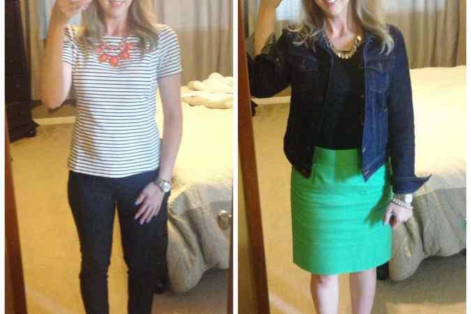 Teacher Fashion: Back to School