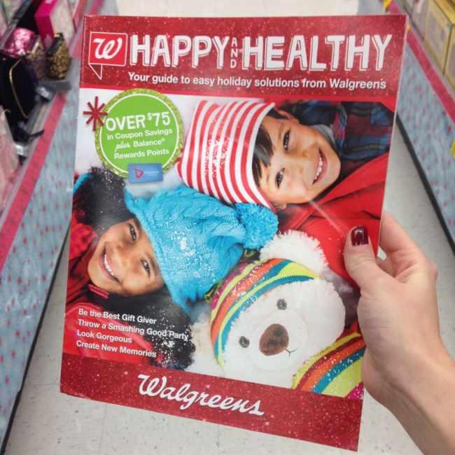 Walgreens Holiday Guide #HappyAllTheWay #shop #cbias
