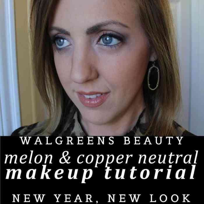 #WalgreensBeauty Makeup Tutorial #shop #cbias