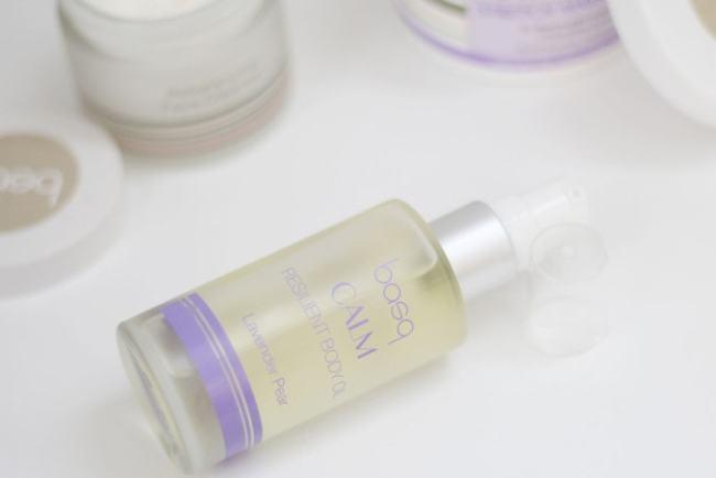 Basq Calm Resilient Body Oil