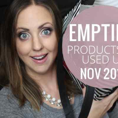 Empties November 14