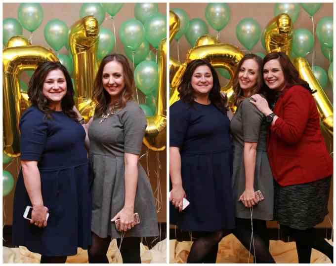 Katie, Me, Michelle