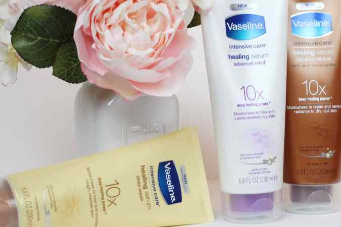 Product Rave: Vaseline Intensive Care Healing Serum