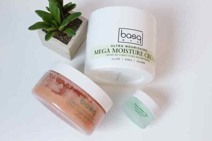 Basq Skin Care Products - Great for new and expecting mamas!