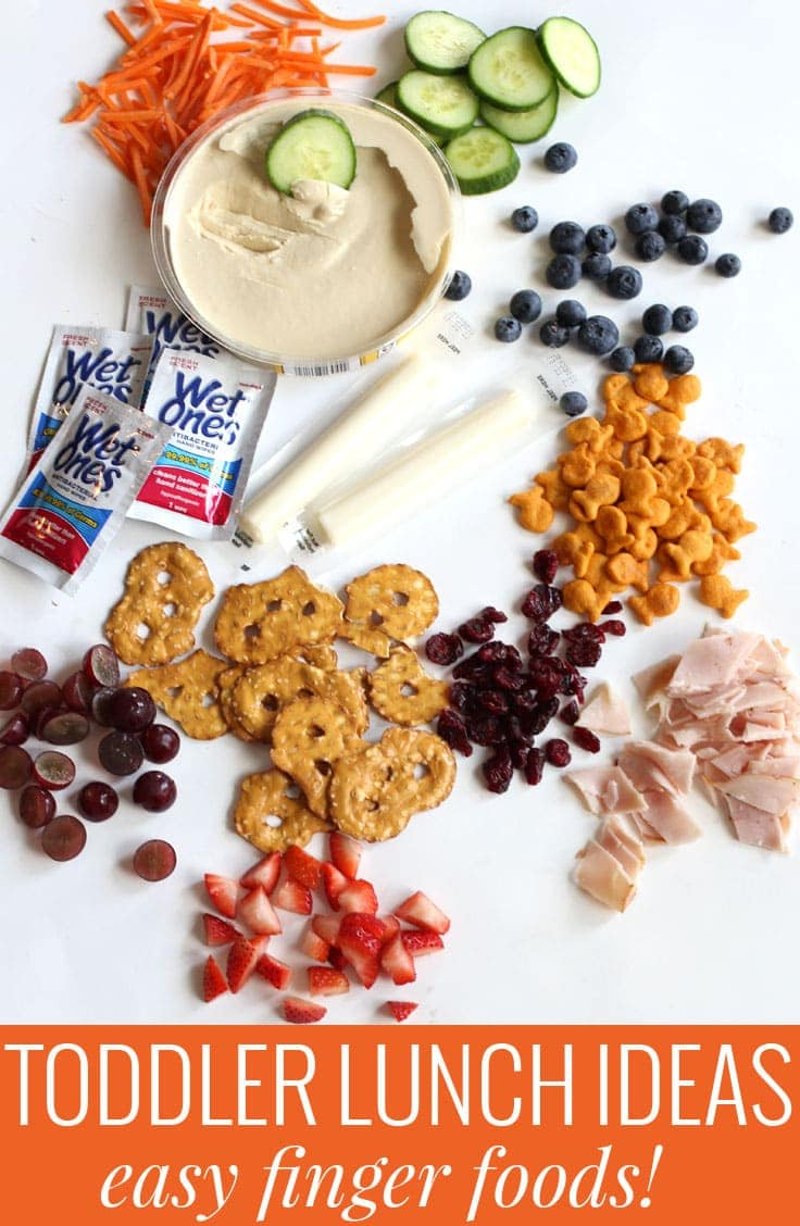 ... Two Year Olds . Easy Toddler Lunch Ideas