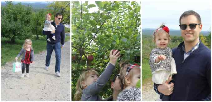 Apple Picking at Gould Hill Farm