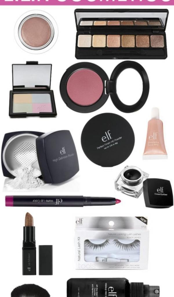 14 Best ELF Products by beauty blogger Meg O. on the Go
