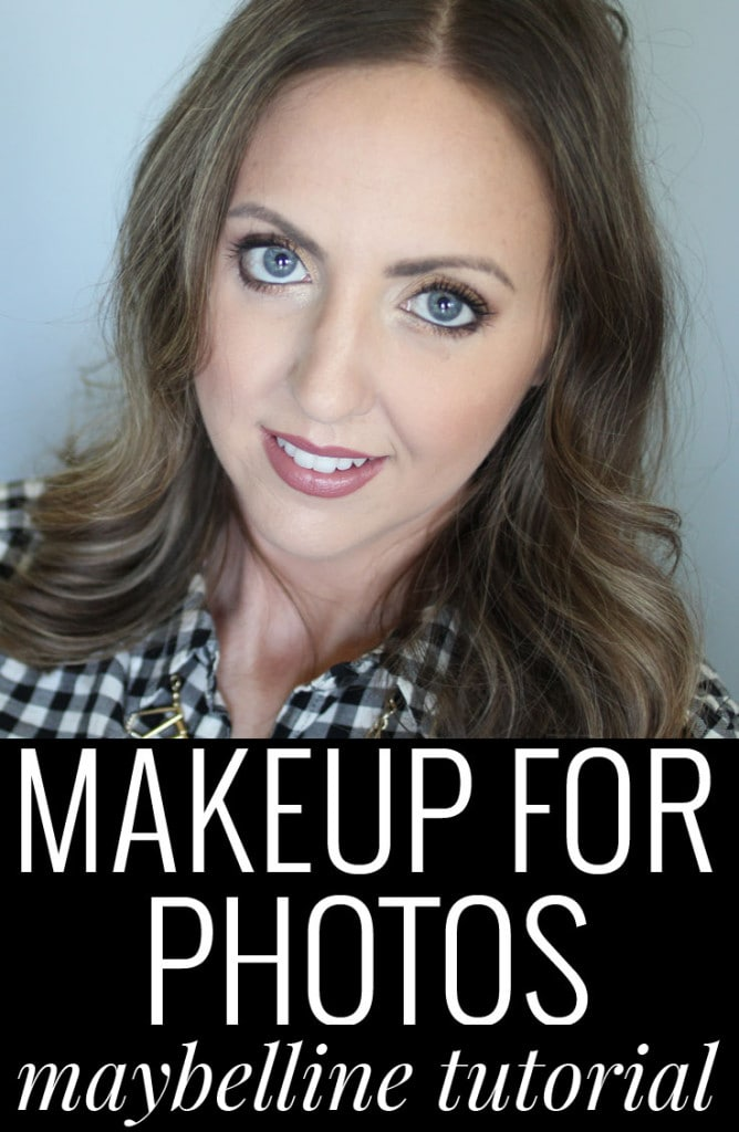 Makeup for Photos Maybelline Tutorial