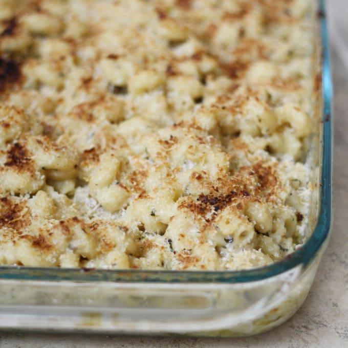 The Best Truffle Mac & Cheese