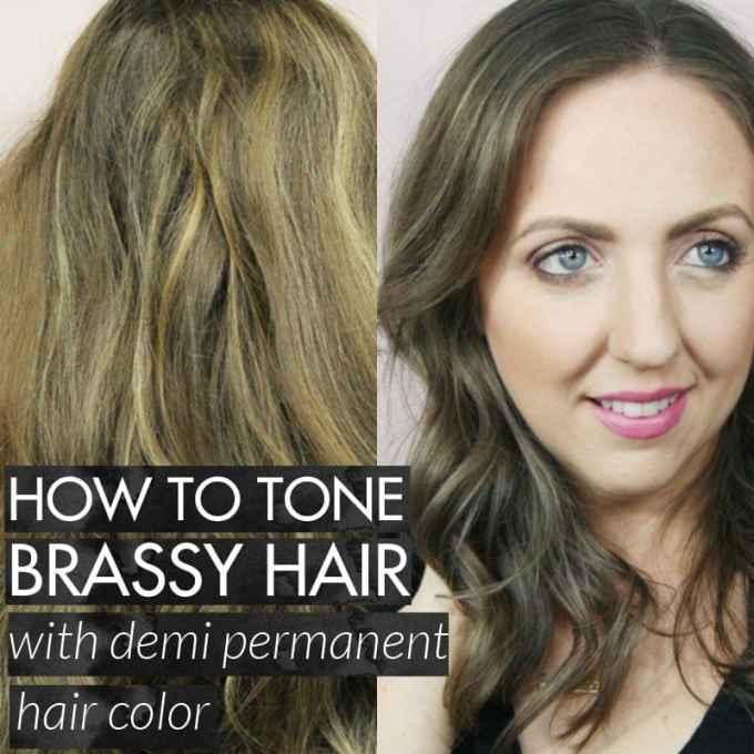 Best Toner For Brassy Hair Sallys Beauty Meg O On