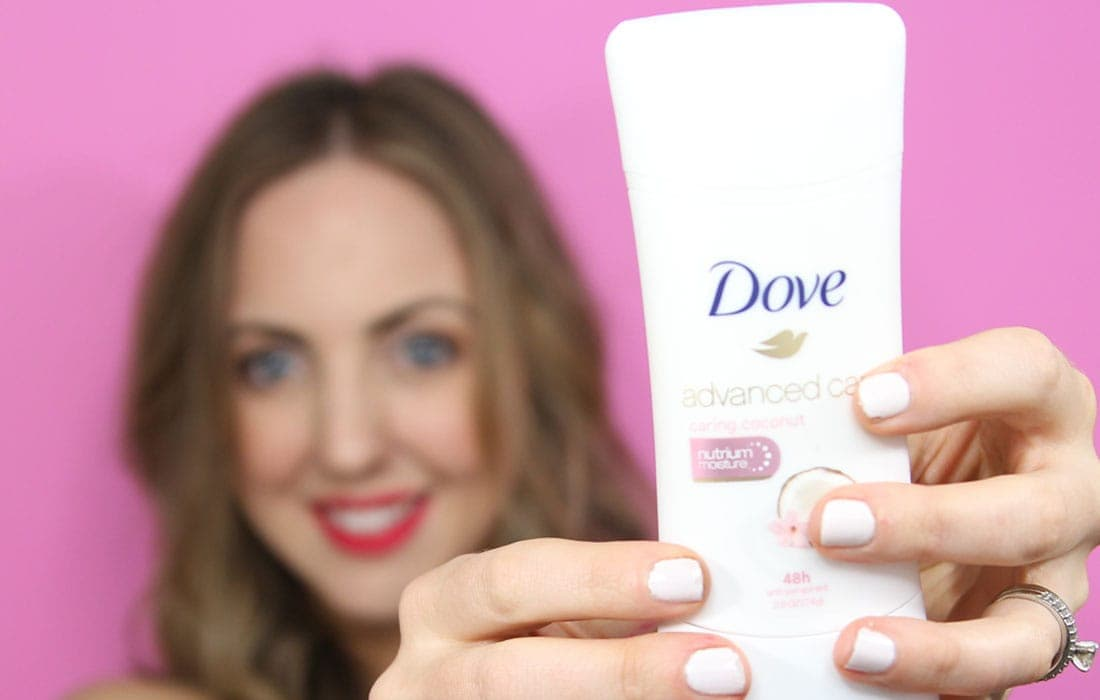 Dove Advanced Care Antiperspirant