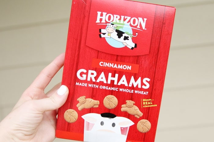 Horizon Organic Cinnamon Grahams