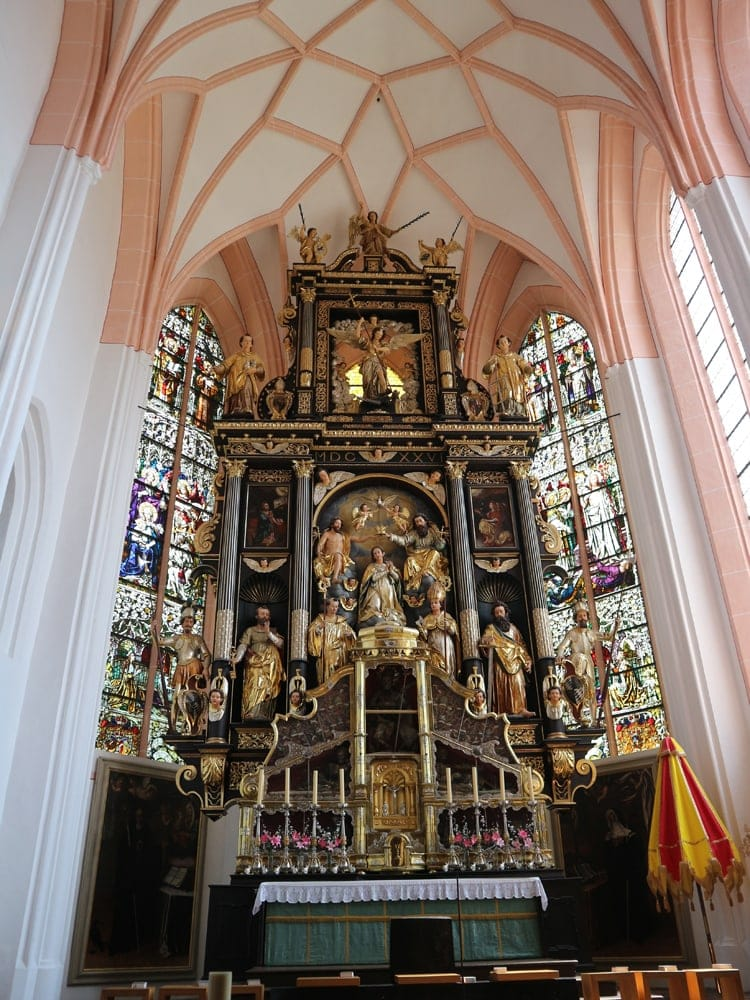 Mondsee Austria Church