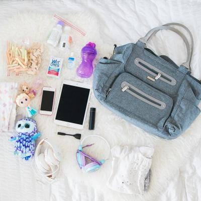 What to pack in your kids' carry-on bag