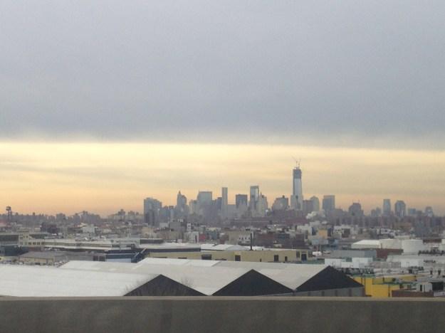 Goodbye NY