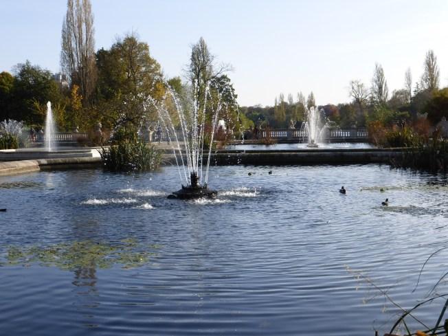 Hyde Park - Italian Gardens