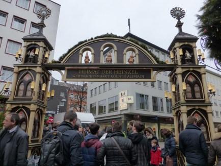 Cologne Christmas Market 1