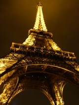 The Eiffel Tower at Night 2