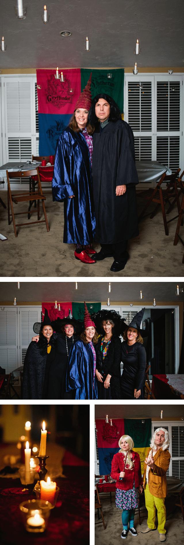 Harry Potter Halloween Party DIY