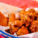 Copycat Hooters Buffalo Wings are just what your football watch party needs. Super crispy, spicy perfection.